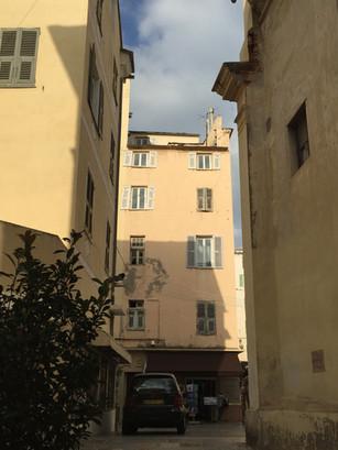 Création d'un triplex et terrasse