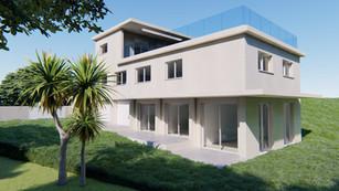 Restructuration & Surélévation d'une Maison individuelle