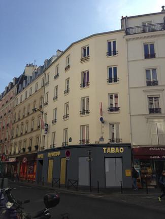 Tabac-Hôtel le Poitou