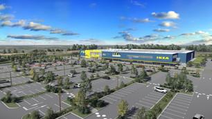 Construction Ikea Orléans
