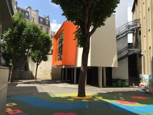 Extension de l'Ecole Sainte-Thérèse