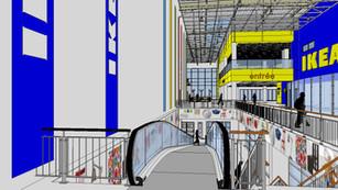 Atrium Ikea Caen