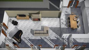 Restructuration et Rénovation d'une Maison de Maître