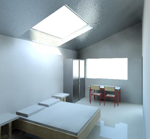 Vue chambre 2