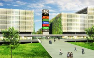 Parking PX de Roissy-CDG
