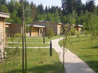 Cottages du Center Parcs des 3 Forêts