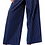 Thumbnail: Denim + Stripes Palazzo Pants