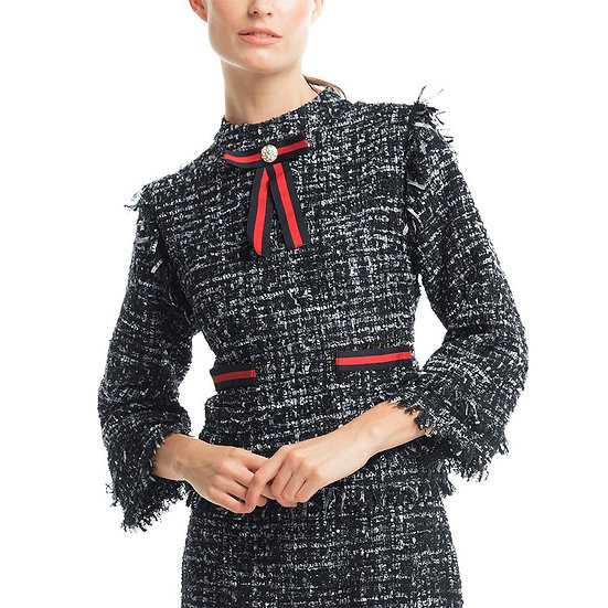 "Chanel ""Inspo"" Tweed Top"
