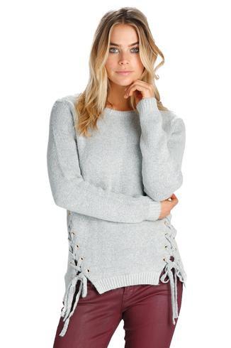 Hug Me So Soft Ivory Sweater