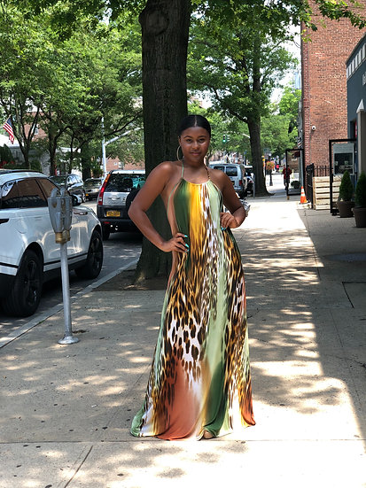 Jungle Fever Maxi