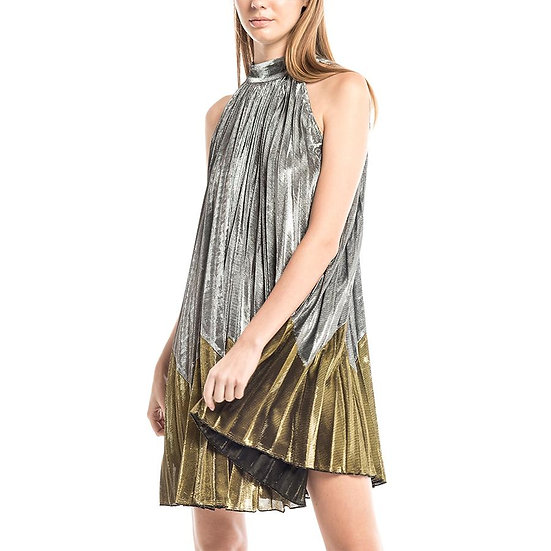 Ombré Shimmer Sheath Dress