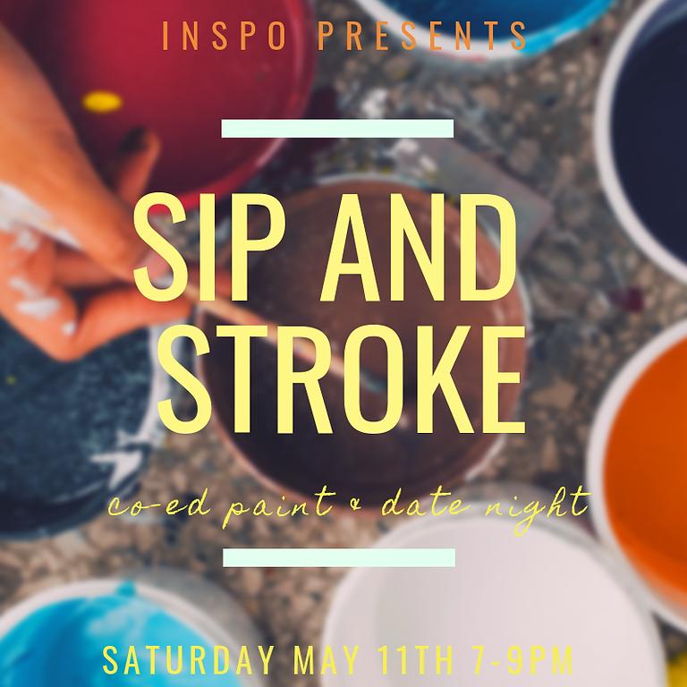SIP & STROKE