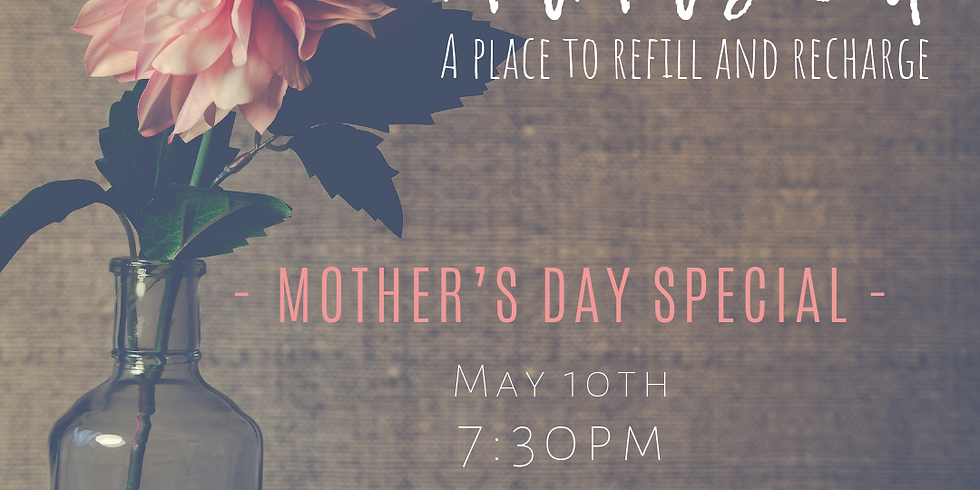Mama's Cup - Mother's Day Edition