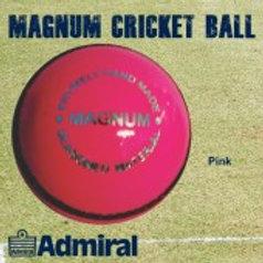 Admiral Magnum Cricket ball (box of 6)