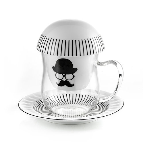 CHAPEAU Infuser 4pcs set