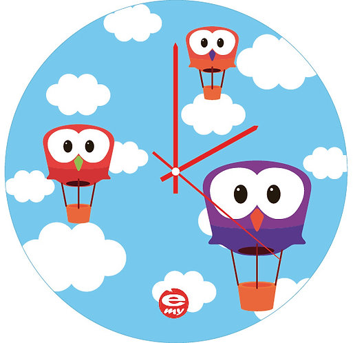 SKY Orologio da parete / Wall clock
