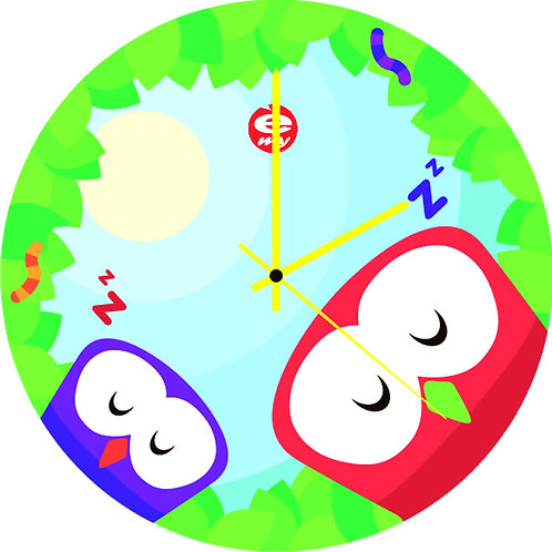 DREAMING Orologio da parete / Wall clock