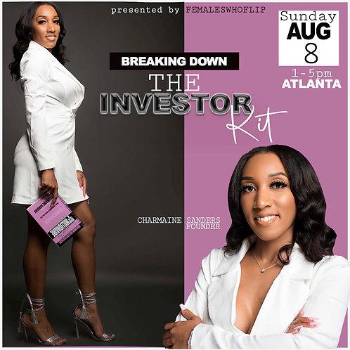 Breaking Down-The Investor Kit