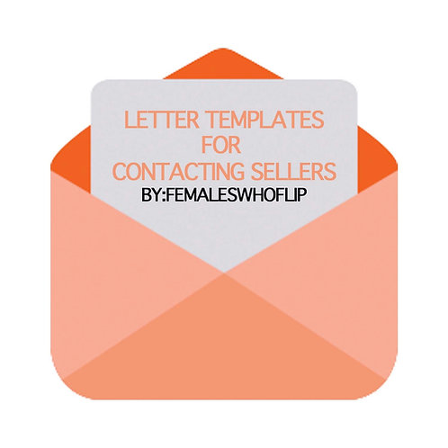 LETTERS 2 SELLERS