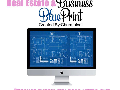 Real Estate & Business Will/Blueprint