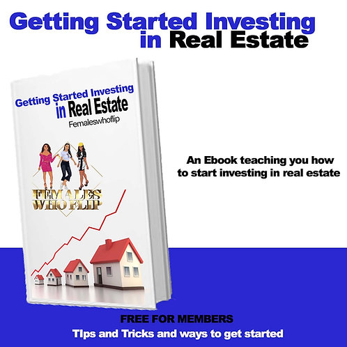 Get started Investing w/ Business Plan
