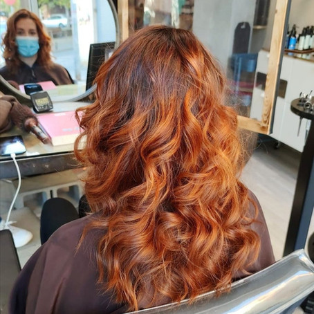 Tintes naturales para el pelo, todas las ventajas por las que pasarte a la coloración vegetal