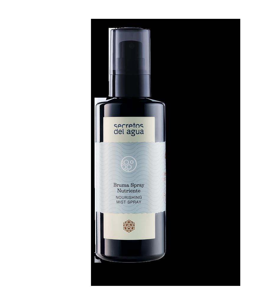 Spray desenredante que regenera la estructura del cabello, sellando la cutícula. Favorece el desenredado y peinado. Protege el color y reduce la porosidad.