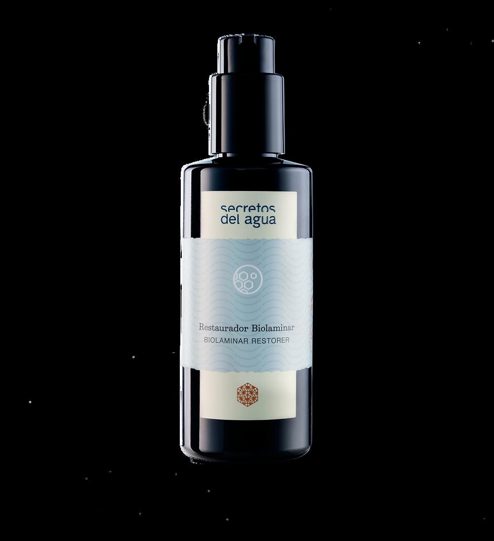 Mascarilla natural para el cabello seco de acción antioxidante que frena el envejecimiento capilar y fortalece el cabello evitando su rotura y deshidratación. Máxima protección frente al daño térmico y químico.