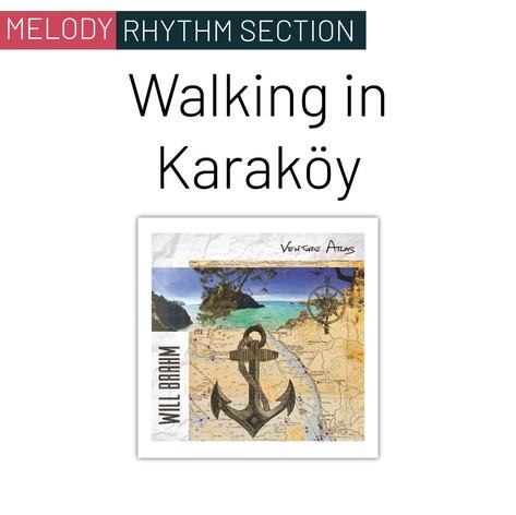 Walking in Karakoy