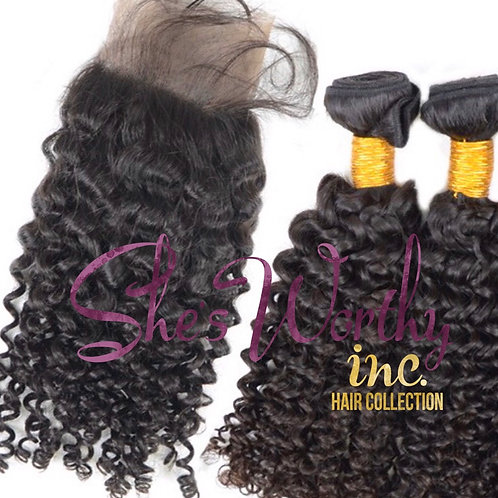 TWO BUNDLES + FRONTAL $150.00-$255.00