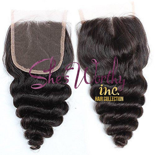 4X4 LACE CLOSURE $70