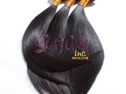 STRAIGHT 3 BUNDLES $155.00-$285.00