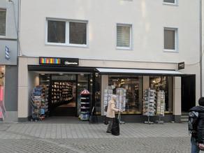 Ladenlokal in der 1A-Lage von Ratingen an Mayersche Buchhandlung vermietet