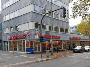 Burger King und Weltbild/Jokers kehren in die Bochumer City zurück