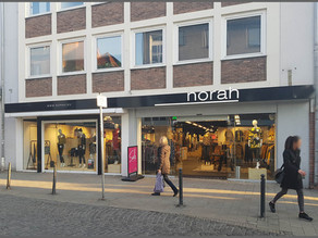 Ladenlokal in Ratingen an niederländische Damenmode neu vermietet