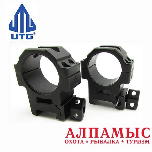 Кольца UTG Leapers на Weaver, высокие, 30 мм