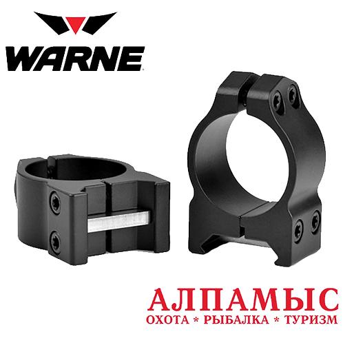 Кольца Warne 30 mm PA
