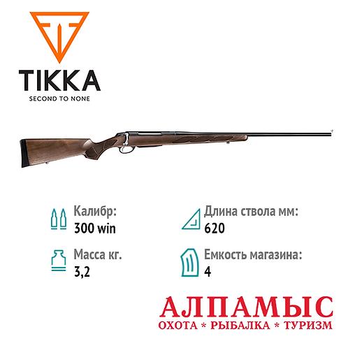 TIKKA T3 Hunter с прицелом