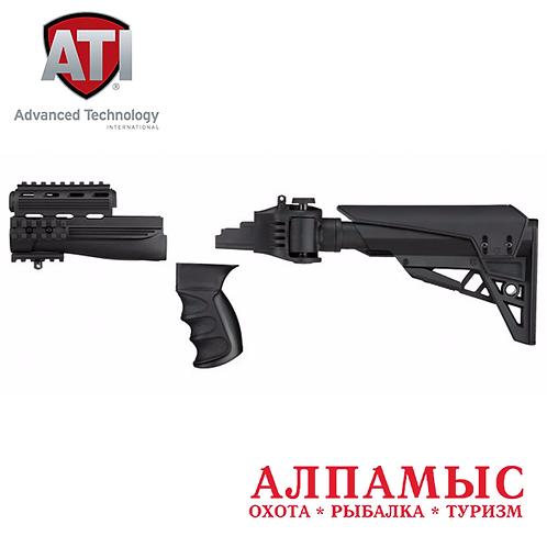Обвес тактический ATI Strikeforce для АК, складной, регулируемый приклад