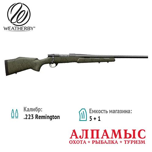 Weatherby Vanguard S2 RC Varmint