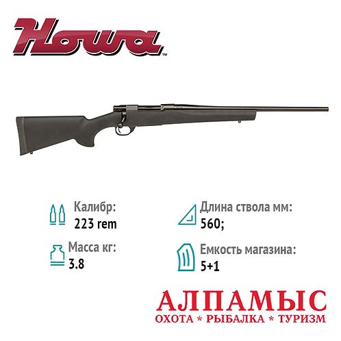 Howa HOGUE, 223 Rem