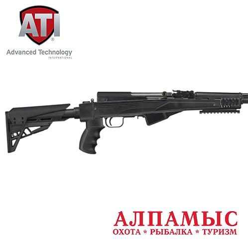 "Ложа ATI ""Strikeforce"" для ОП-СКС/ВПО-208 со складным прикладом, пластик"