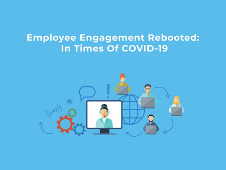 Employee Engagement Rebooted