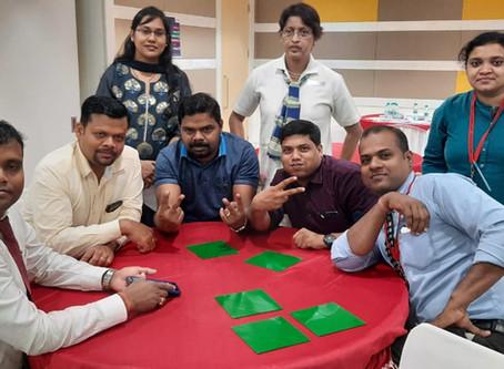 Building Team Performance - AMRI Hospitals, Bhubaneswar