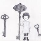 鍵とこびと