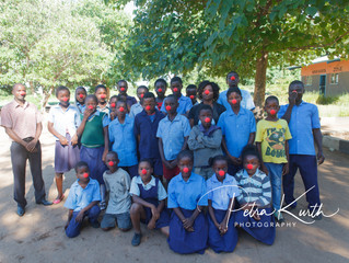 Red Nose Day in Zambia