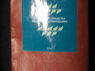 Pure Lemon Grass Tea Relaxing and Refreshing