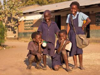Zambia wartet! Danke, dass Sie die Kinder unterstützen!