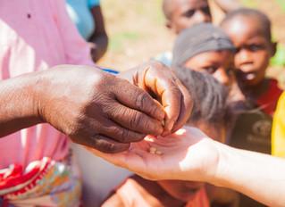 Corona verändert das Leben vieler Familien weltweit - Vertrauen ist die Rinde am Baum der Hoffnung!