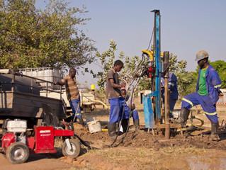 Spendenaufruf Brunnenbau in Planung (ein Beispiel)
